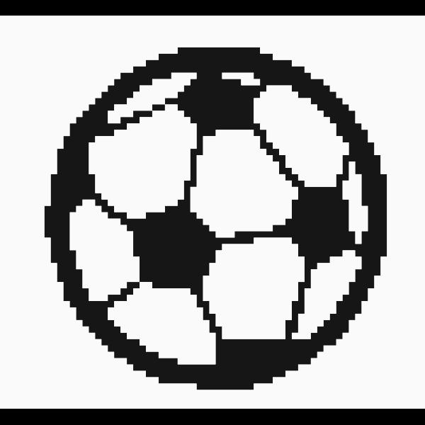 Pixel ball