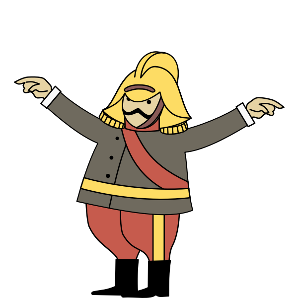 Vector drawing of conductor