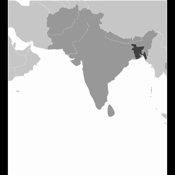 Bangladesh teritory