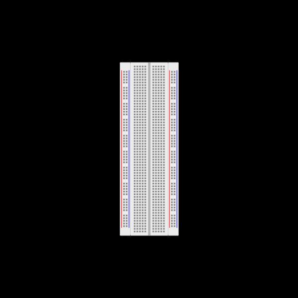 Breadboard vertical