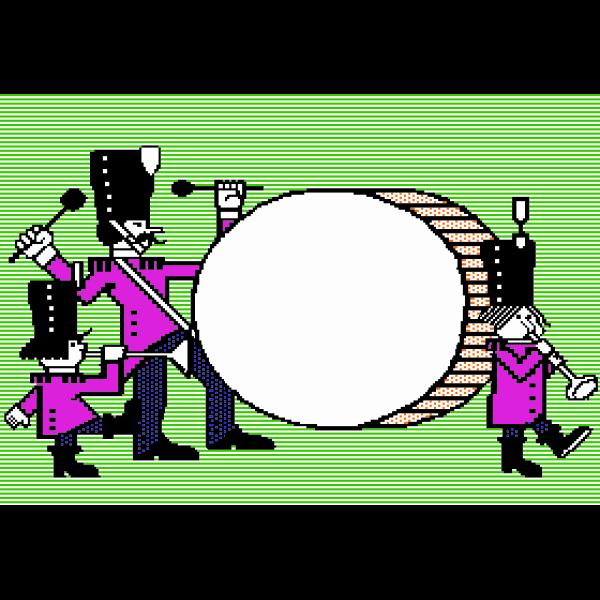 Retro musicians