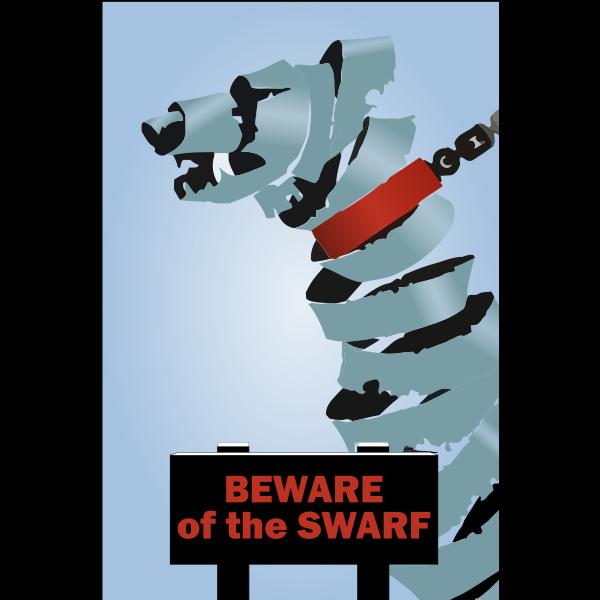 Beware of the Swarf
