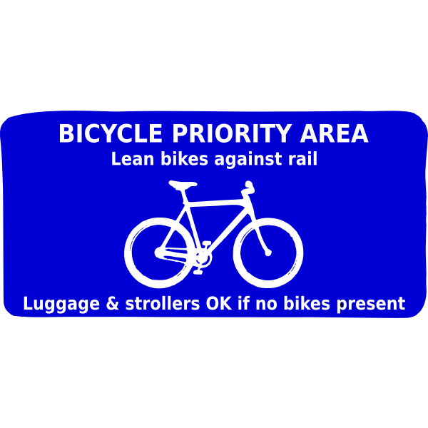 Bicycle Priority Area remix