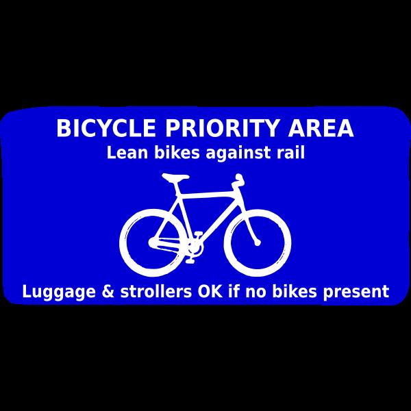 Bicycle Priority Area remix