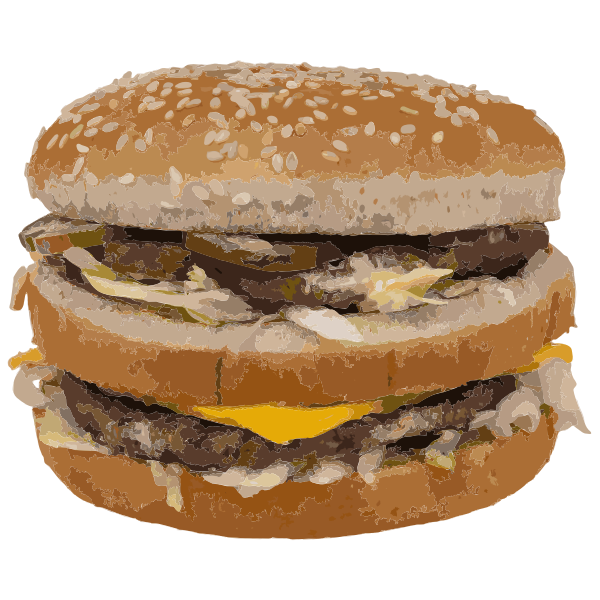 Big Mac hamburger 2016122036