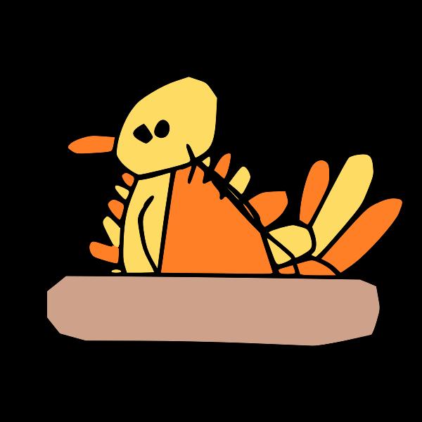 Bird in a Nest