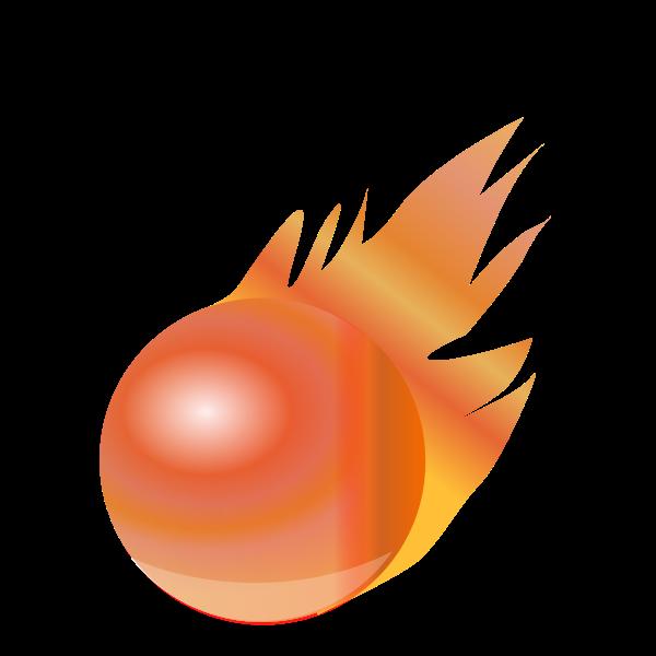 Fire ball.