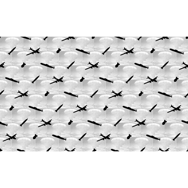 Bomb pattern