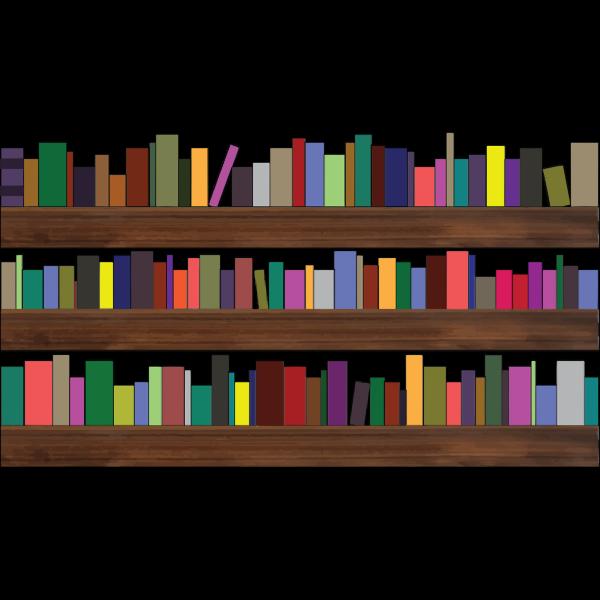 Bookshelves image