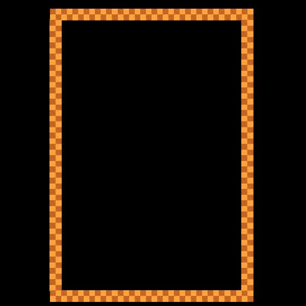 Border 68 - (A4 size)