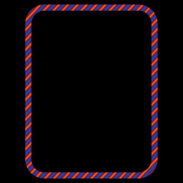 Border 74  (US size)