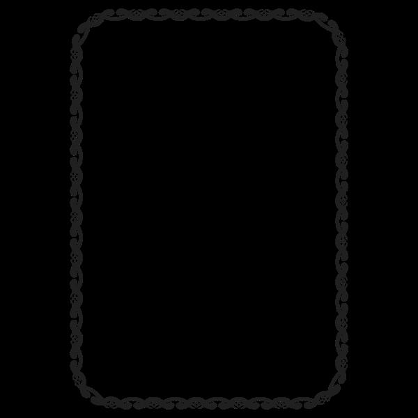 Border 85 (A4 size)
