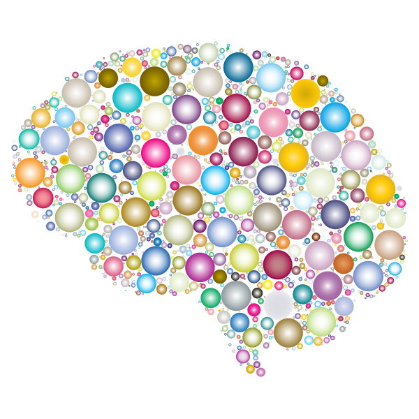 Brain Circles Prismatic 2