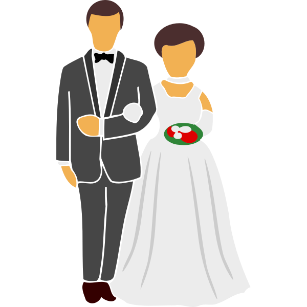 Bride And Groom-1594040960