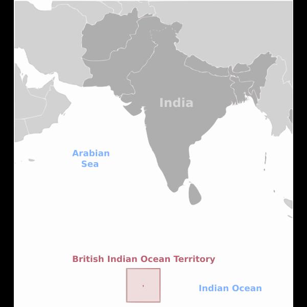 British Indian Ocean territory image