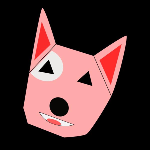 Dog, Cartoon, Bull terrier