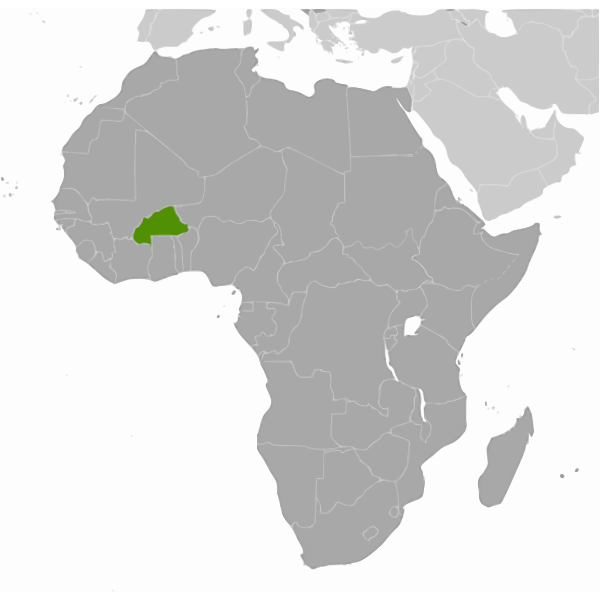 Western Africa state