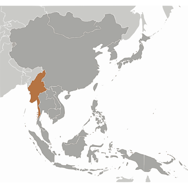 Eastern Asia state