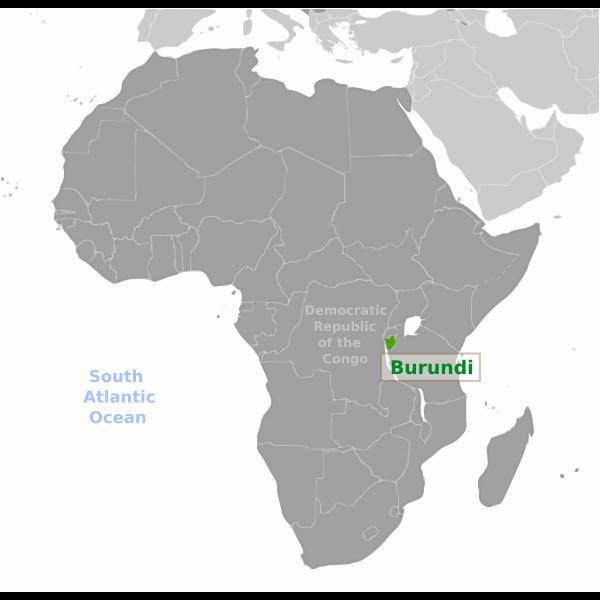 Burundi in Africa