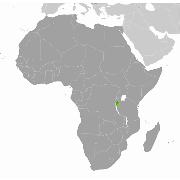 Small African state
