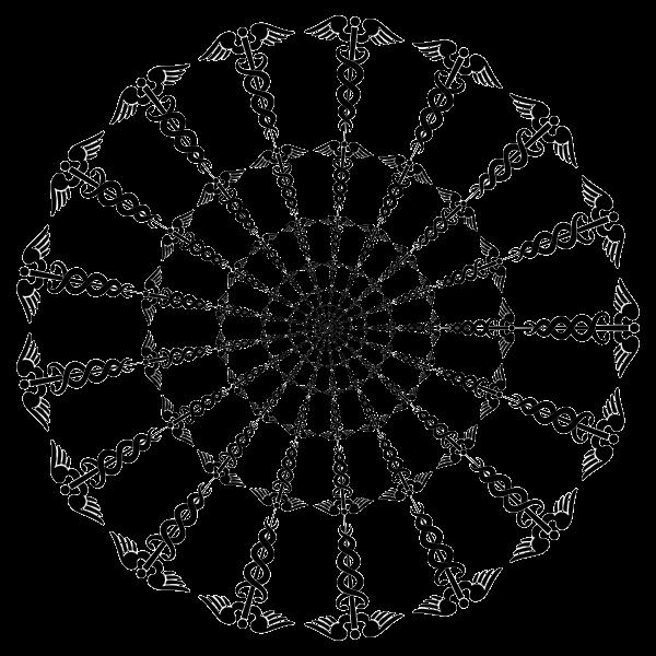 Caduceus Vortex