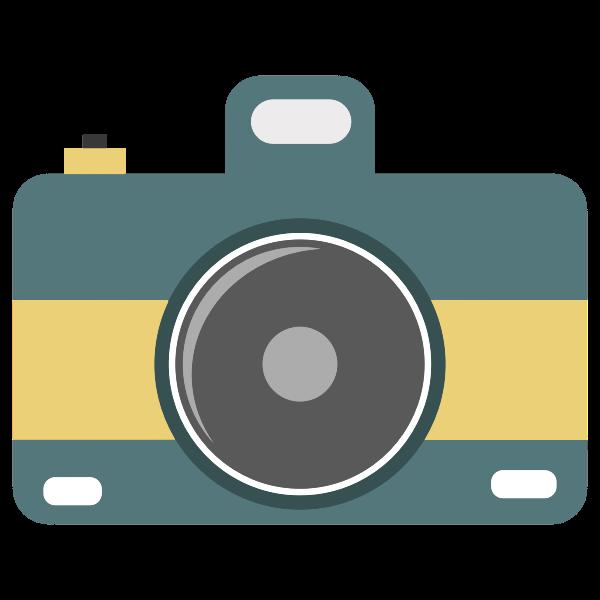 Colorful camera image