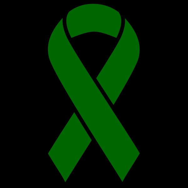 Emerald ribbon