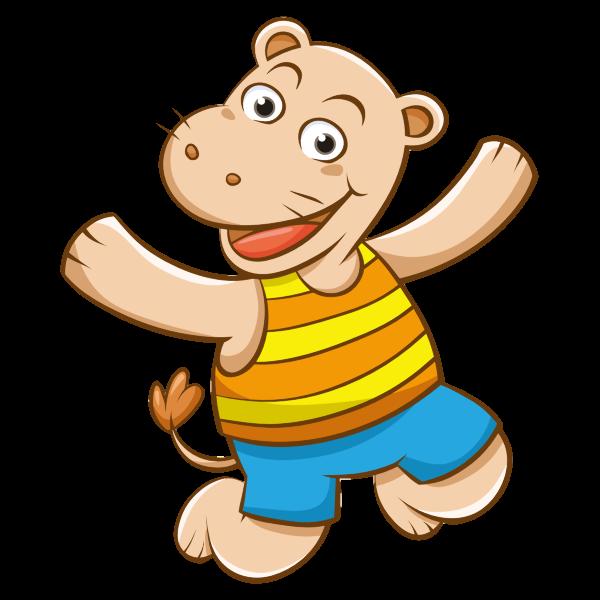 Cartoon Hippo-1574955916