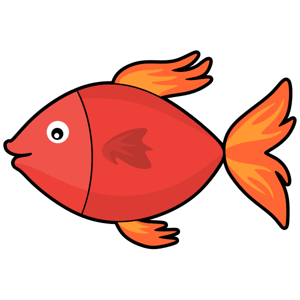 Cartoon Fish-1576077127