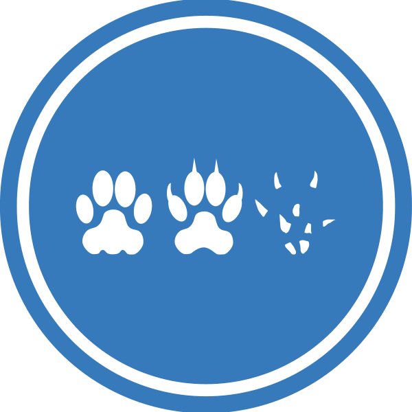 Cat-Dog-Mouse Unification Peace Logo