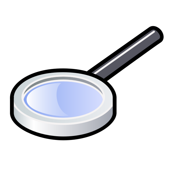 simple magnifier