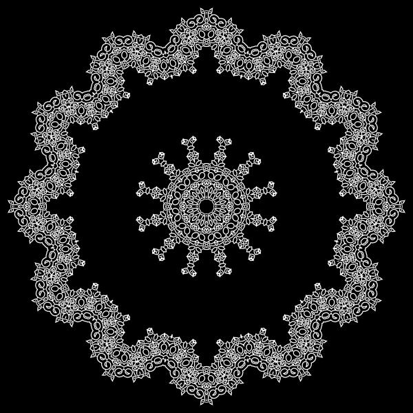 Celtic Knot Ornament Derivation 10