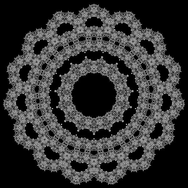 Celtic Knot Ornament Derivation 16