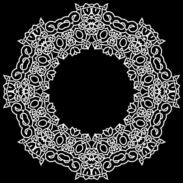 Celtic Knot Ornament Derivation 3