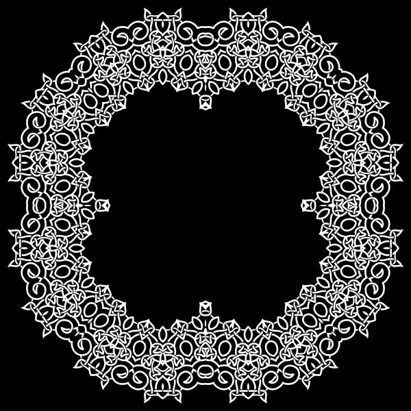 Celtic Knot Ornament Derivation 6