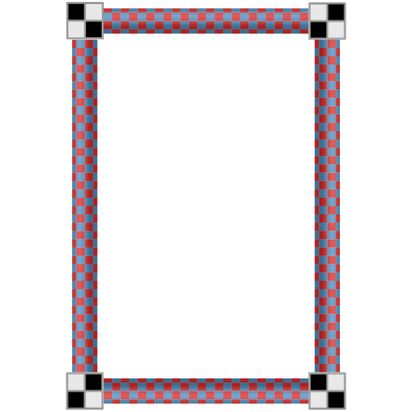 Checkered Tube