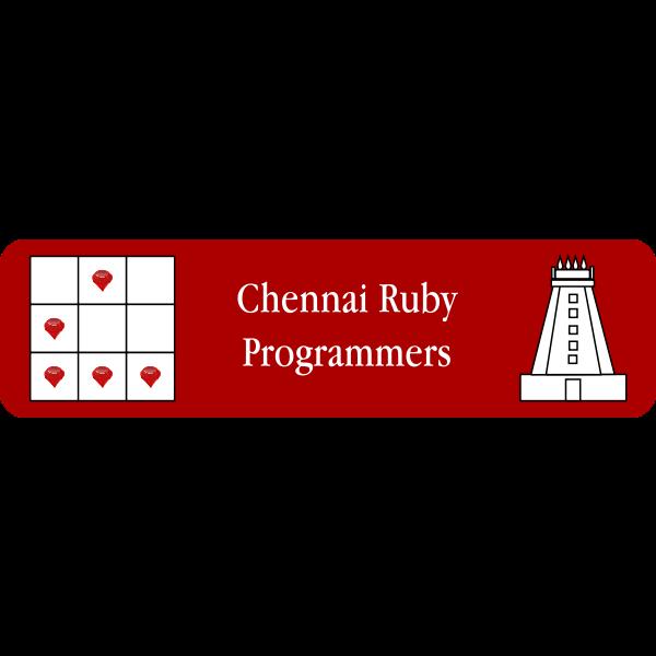 Chennai Ruby Programmers