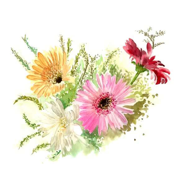 Colorful Flowers-1585831264