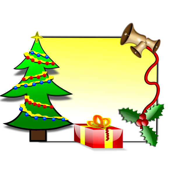 Christmas vector decoration