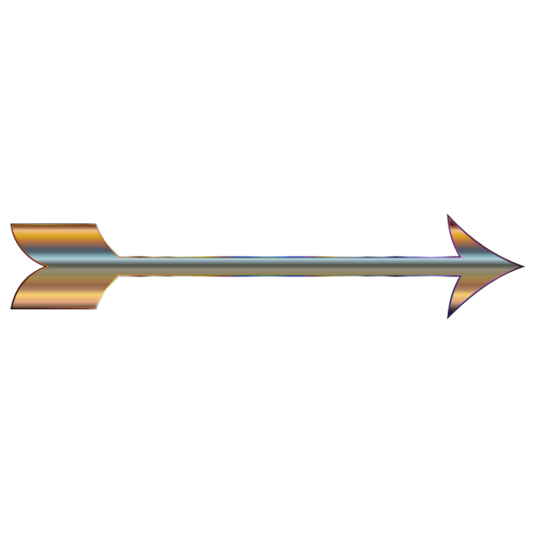 Chromatic Arrow No Background