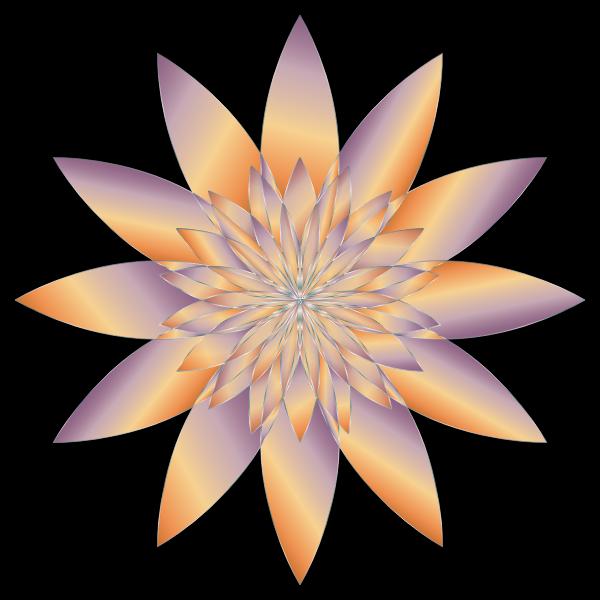 Chromatic Flower 19