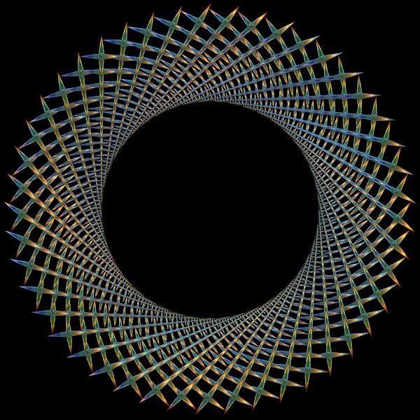 Chromatic Shutter Vortex 2