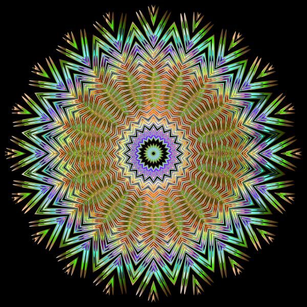 Chromatic Symmetric Mandala 2