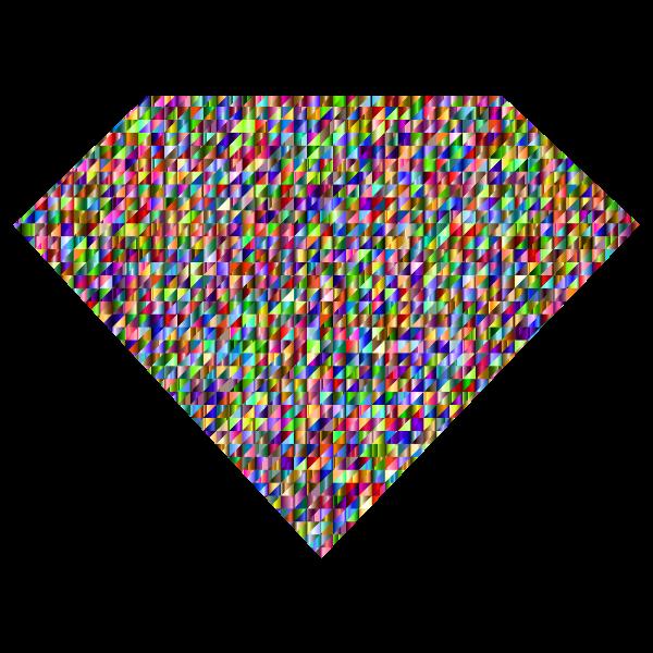 Chromatic Triangular Diamond