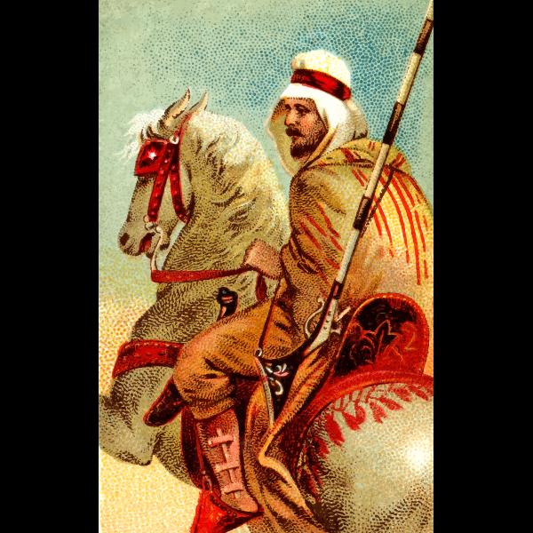 Arab musket