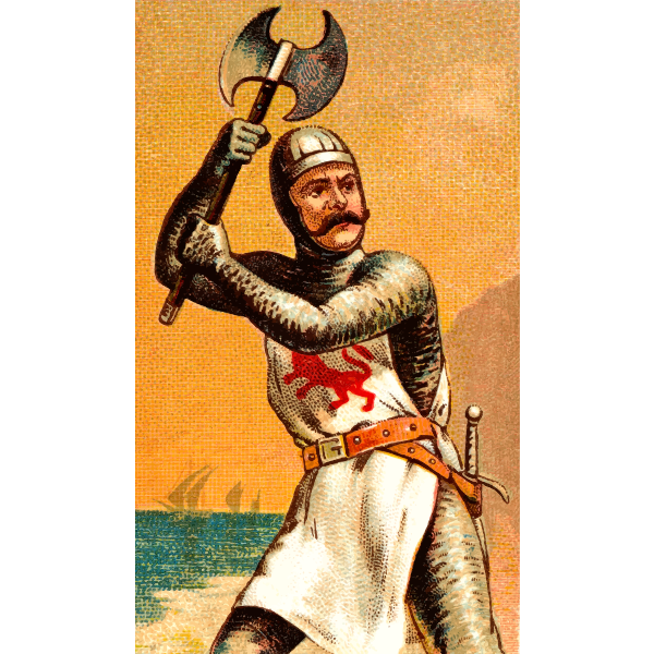 Battle axe image