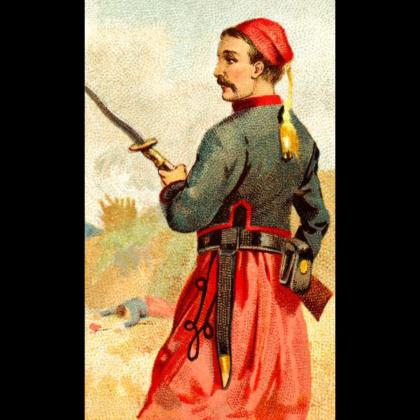 Bayonet sword
