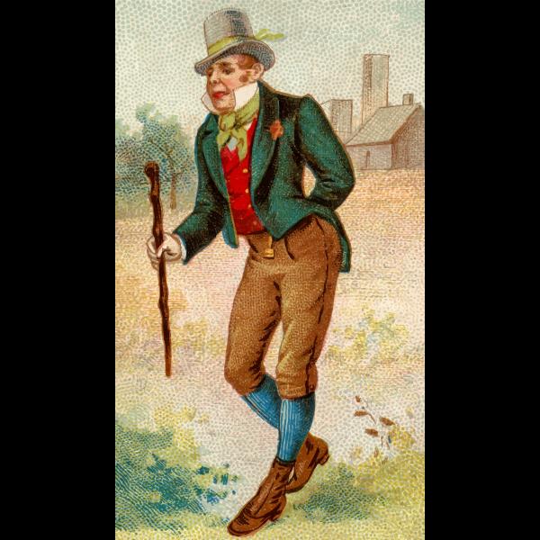 Irish gentleman