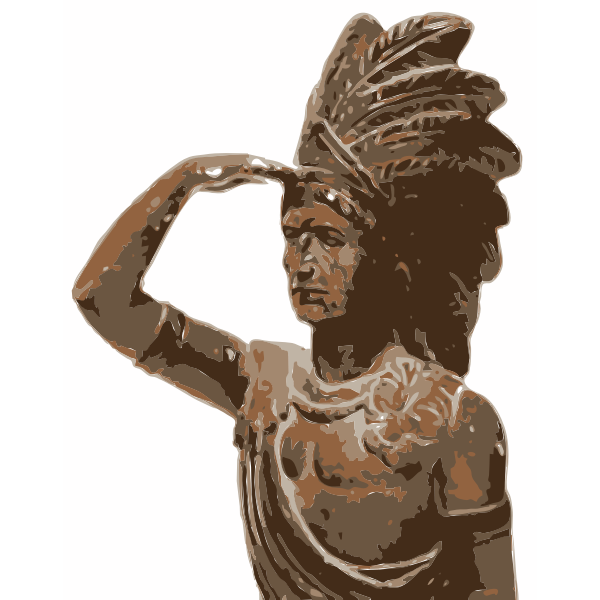 Cigar Store Indian 5 2015052017
