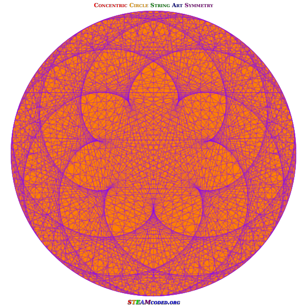 Circle Symmetry 3